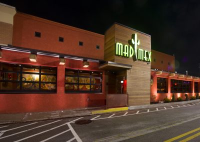 Mad Mex Waterworks exterior