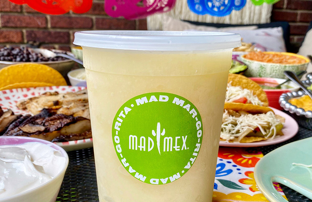 Mad Margaritas for takeout